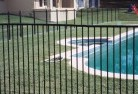 Alabama Hill Pool fencing 2
