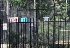 Alabama Hill Security fencing 18