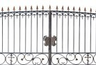Alabama Hill Wrought iron fencing 10