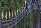 Alabama Hill Wrought iron fencing 11