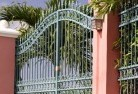 Alabama Hill Wrought iron fencing 12
