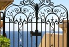 Alabama Hill Wrought iron fencing 13