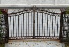 Alabama Hill Wrought iron fencing 14