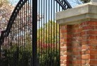 Alabama Hill Wrought iron fencing 7