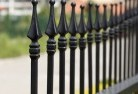 Alabama Hill Wrought iron fencing 8