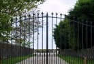 Alabama Hill Wrought iron fencing 9